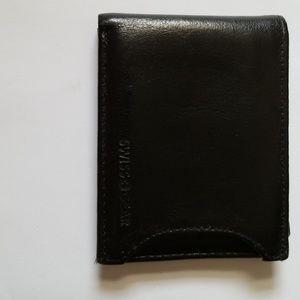 SwissGear wallet in Black